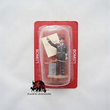 Figurine Del Prado soldat plomb DELPRADO Sapeur Pompier Comté de Sufolk USA 2003