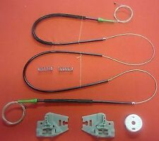 BMW E46 window regulator repair kit ( 98 - 2001 ) / front right