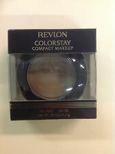 REVLON COLORSTAY COMPACT MAKEUP TOAST NEW.