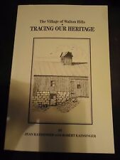 Village of Walton Hills [Ohio] - Tracing Our Heritage- & Scarce-Local