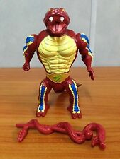 Vintage Masters of the Universe Figure - Rattlor 100% Complete