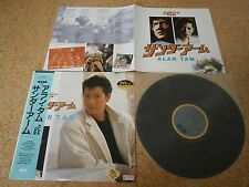 Alan Tam ~ Thunder Arm/ Japan LP/ OBI Sheet Jackie Chan