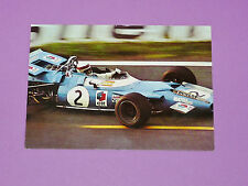 CARTE POSTALE CPA JACKIE STEWART MATRA-FORD PILOTE F1 AUTO 1969