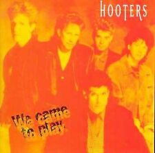 Hooters - We Came To Play (CD, 1995, Sony Music, USA)