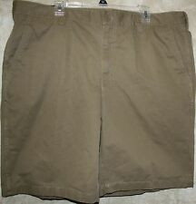 NEW Marc Anthony short pants 4 pocket button rear zipper front Olive 40 Waist
