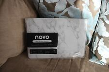 """NEW NOVO 2016 Macbook PRO 13"""" """"MARBLE"""" Clear Hard Case Shell"""