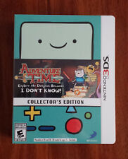 NEW Adventure Time Explore the Dungeon Because I Don't Know Collector's Edition