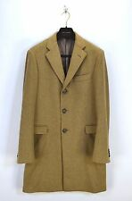 Raffaele Caruso CARUSO Loro Piana Cashmere & Wool Coat 48IT Made in Italy