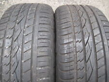 2x Sommerreifen Continental Cross Contact UHP 255/55R18 109Y
