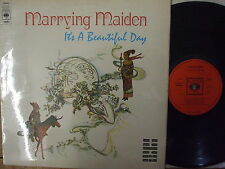 64065 Marrying Maiden - It's A Beautiful Day - 1970 LP