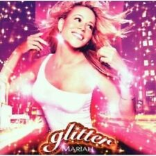 MARIAH CAREY - GLITTER  CD 12 TRACKS INTERNATIONAL POP NEU