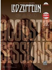 Guitar Sessions Ser.: Guitar Sessions -- Led Zeppelin Acoustic : Book and DVD...