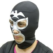 Shocker mask of Masked Rider Kamen Cosplay free size black from Japan New