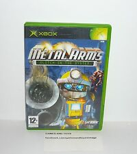 JEU XBOX COMPLET METAL ARMS GLITCH IN THE SYSTEM