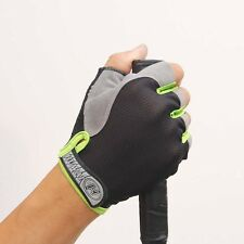 MTB Road Bike Bicycle Cycling GEL Sports Half Finger Gloves Short Fingerless