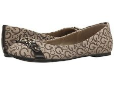 Brand New GUESS GGFLYNN2-C Signature G Ballet Flats Shoes G Logo Women's Size 7