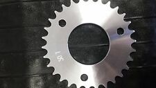 80cc Motorized Bicycle CNC Billet Aluminum 30t sprocket for 3 point hub