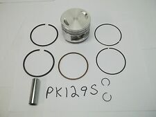 HONDA PISTON KIT XR 200 / XL 200 / XR 200R .50 MM OVER SIZE 66.00 MM NEW