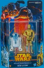 2013 Star Wars Mission Series Tantive IV C3PO R2D2 Droids Action Figure Pack