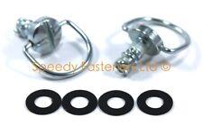 2x Honda CBR600RR 2003-2006 Fairing Dzus Studs 9x15 RVT1000R CBR 600 RR