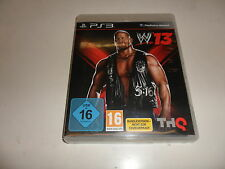 PlayStation 3   WWE 13 - Collector's Edition (Austin 3:16 Edition)