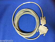 Tektronix 012-1241-00  RS-232 Cable,  9-Pin female to 25-Pin male