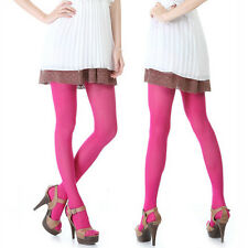 Women Candy Thick Slim Show Thin Leg Socks Slim Pantyhose Tights stockings New