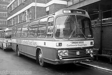 Southdown LWV266P Townsend Thoresen livery Victoria Coach Station Bus Photo