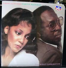 NEW SEALED VINYL RECORD LP LINDA CLIFFORD CURTIS MAYFIELD THE RIGHT COMBINATION