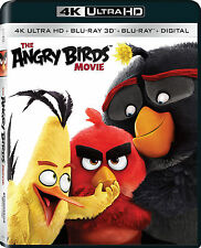 The Angry Birds Movie (4K Ultra HD)(UHD)(Atmos)