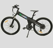"""26"""" New Matte Black ELECTRIC CITY BICYCLE 48v500w Lithium Battery"""