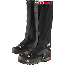 The North Face GORE-TEX GAITERS Summit Series Hiking Black XL UK 10-13 EU 45-49