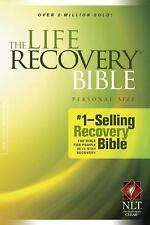 The Life Recovery Bible NLT, Personal Size by