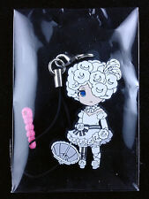 Black Butler Kuroshitsuji Pikuriru Rubber Strap Key Chain HOBBY STOCK Doll New