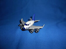 SUPER DEFORMED SD Jumbo Jet 747 AIRLINER Airplane Plastic Kinder Surprise Plane