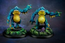 REAPER MINIATURES Fishmen DEEP ONES (2) Dark Heaven Legends 03707