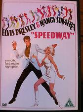 Elvis Presley Nancy Sinatra SPEEDWAY ~ 1968 Musical Classic ~ Rare OOP DVD