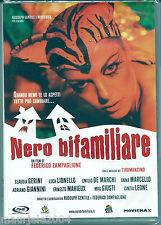 Nero bifamiliare (2007) DVD NUOVO SIGILLATO Claudia Gerini. Max Giusti. Giannini
