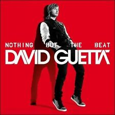 Nothing But the Beat by David Guetta (CD, Aug-2011, Capitol) Disc Only