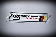 Badge emblème DE VITESSE MAZDA MX5 MX6 RX7 MX3 RX8 2 3 5 6 motor sport autocollant CX