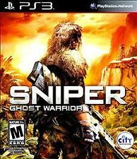 Sniper: Ghost Warrior (Playstation 3) PS3