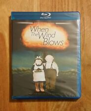 When The Wind Blows (1986) Brand New Blu-ray Raymond Briggs, TWILIGHT TIME