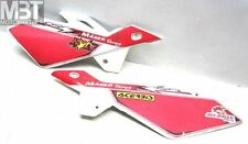 Husqvarna TE 450 H8 Set revestimiento lateral side fairing Panel Año 05-10