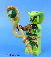 LEGO Ninjago Figura / LASHA con d'oro Bar di serpenti