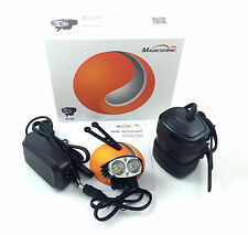 MagicShine Latest Model MJ880 XM-L2 2000 Lumen LED Bike Light set 6.6 Ah Battery
