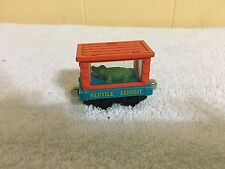 Thomas & Friends Metal Train Take N Play Special Reptile Exhibit Crocodile