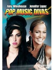 Pop Music Divas: Amy Winehouse/Jennifer Lopez (2012, DVD NIEUW)