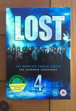JJ Abrams' Lost: Complete Series/Season 4 Set (DVD; Region 2; Evangeline Lilly)