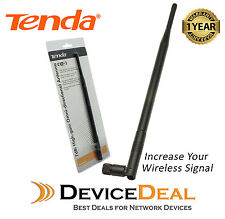 Tenda Q2407 7dBi High-gain Omni-directional Antenna for wireless Router and Card