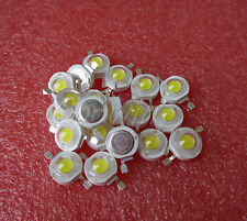10PCS 3W Led Chip High Power LED Beads 200LM Pure white